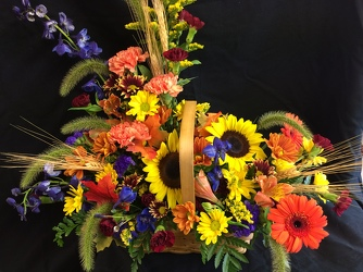AUTUMN'S SPLENDOR BOUQUET from Philips' Flower & Gift Shop