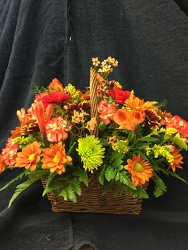 Fall Glory Bouquet from Philips' Flower & Gift Shop