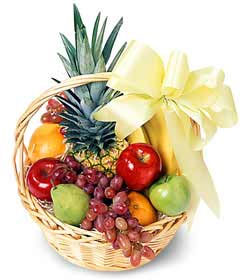 Fruit Basket from Philips' Flower & Gift Shop